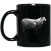 Galaxy Sheep T-Shirt & Mug