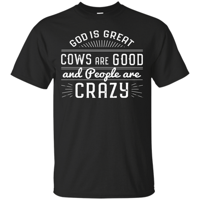 Cows are Good...