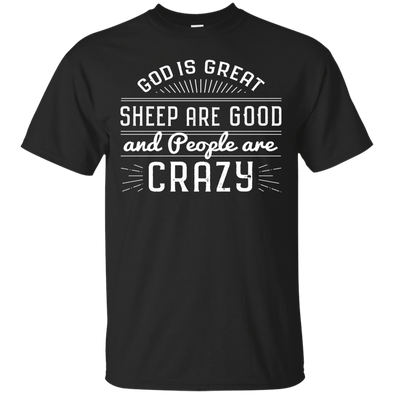 Sheep are Good...