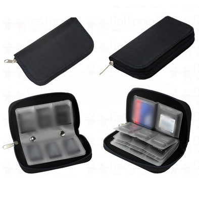 Memory Card Storage Case