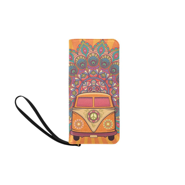 Hippie Van Women's Clutch Purse