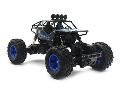 4x4 RC Rock Crawler Truck - Remote Control Off-Road Buggy
