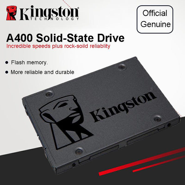 "Kingston A400 2.5"" Internal Solid State Drive"