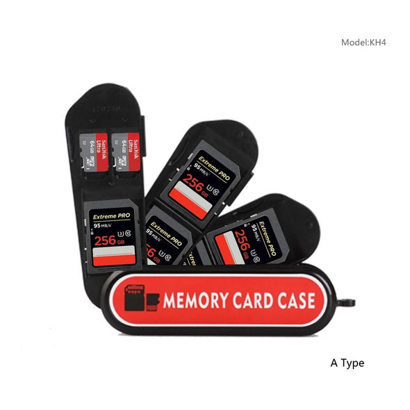 Swiss Army Memory Card Holder