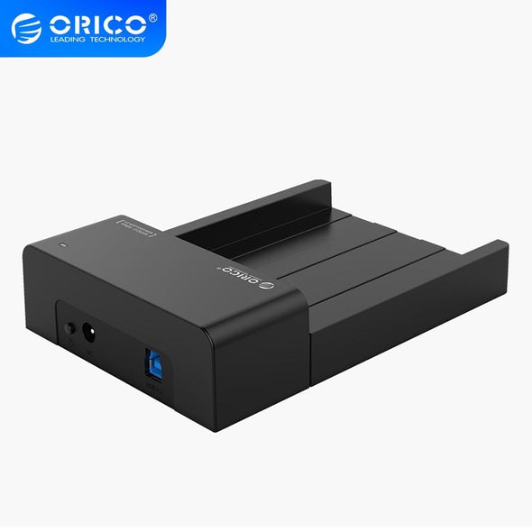USB 3.0 to SATA Hard Drive Lay-Flat Docking Station