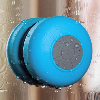 Bluetooth Shower Speaker - Waterproof, Wireless
