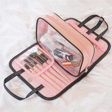 2 in 1 Detachable Cosmetic Bag