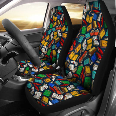 Book Car Seat Covers (Set of 2)