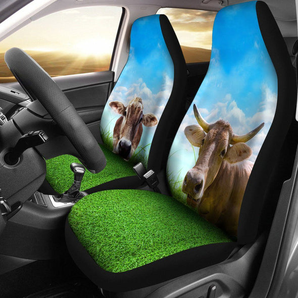 Cattle Car Seat Covers (Set of 2)