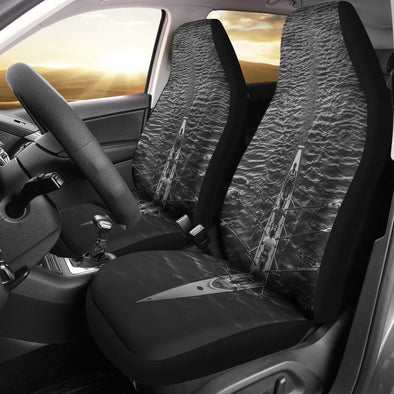 Rowing Car Seat Covers (Set of 2)