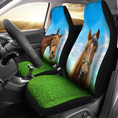Horse Car Seat Covers (Set of 2)