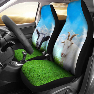 Goat Car Seat Covers (Set of 2)