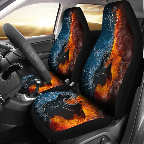 Guitar Car Seat Covers (Set of 2)