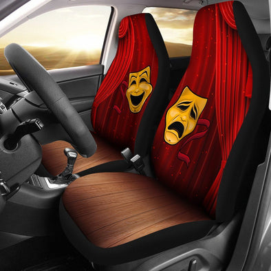 Theater Car Seat Covers (Set of 2)