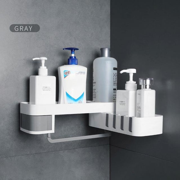 All-in-One Shower Shelf