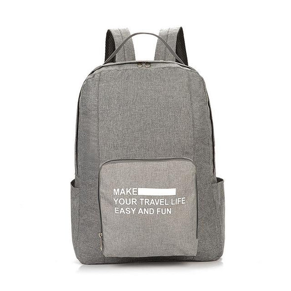 Oxford Packable Backpack