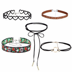 Choker Kit Nº 5 - 5 Pieces Set