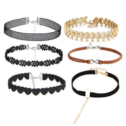 Choker Kit Nº 4 - 6 Pieces Set