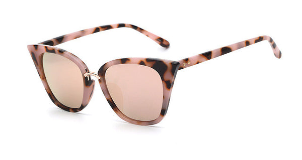 Square Cat Eye Sunglasses UV400