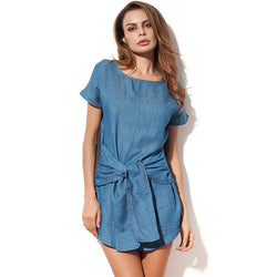 Easy Ride Jeans Dress