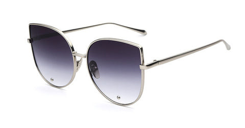 Oversized Glam Sunglasses UV400