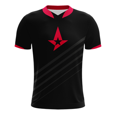 Astralis Player Jersey 2017 - ECS Official EU Store
