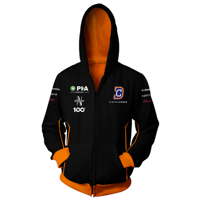 Digital Chaos Player Hoodie - ECS Official EU Store