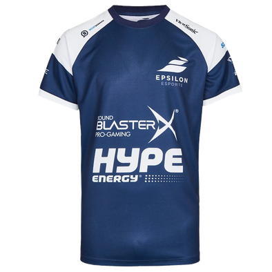 EPSILON PLAYER JERSEY 2018 - ECS Official EU Store