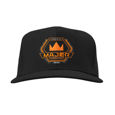 FACEIT Major Snapback - ECS Official EU Store