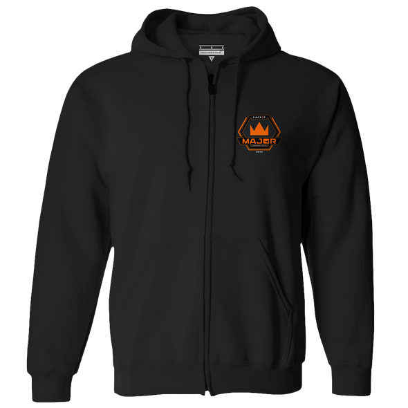 FACEIT Major Emblem Zip Hoodie - ECS Official EU Store