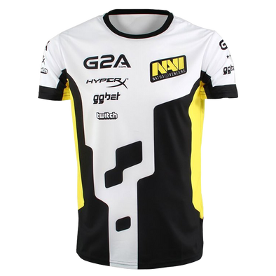 NA'VI PLAYER JERSEY 2018 WITH SPONSORS
