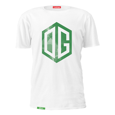 TEAM OG LEGACY TEE - WHITE - ECS Official EU Store