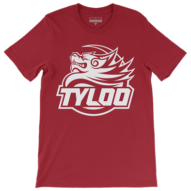 TyLoo Red Tee - ECS Official EU Store