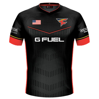 FaZe Clan Player Jersey 2017