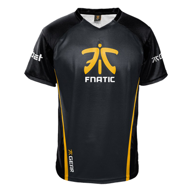 Fnatic Player Jersey 2017 - ECS Official EU Store