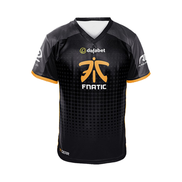 Fnatic Player Jersey 2016 - ECS Official EU Store