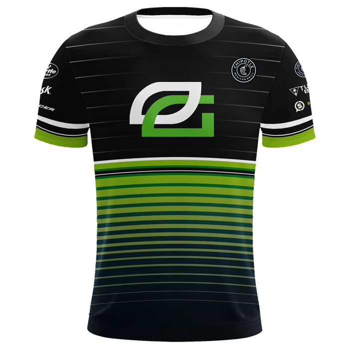 c33b1f36e OpTic Gaming Player Jersey 2017 – Esports Championship Series Official EU  Store