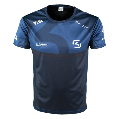 SK Gaming Player Jersey 2017