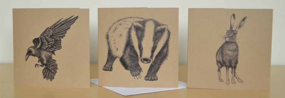 blank greetings cards