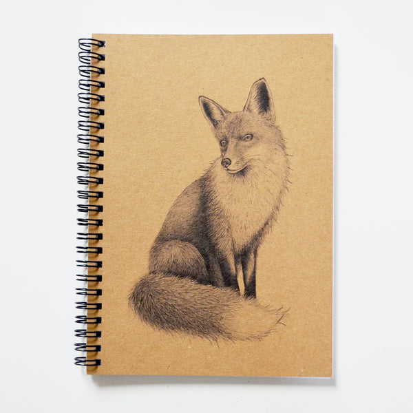 Fox Art - A5 Ethical Journal