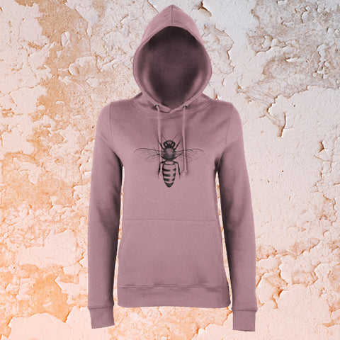 Ladies Honey Bee Hoodie
