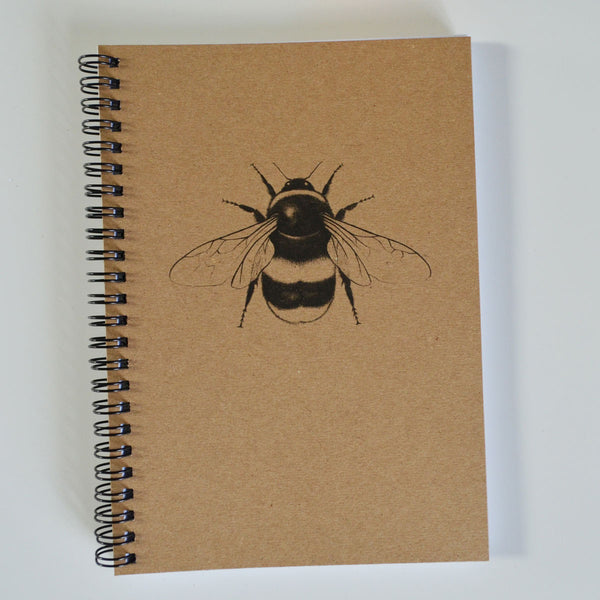 Bumblebee Art - A5 Ethical Journal