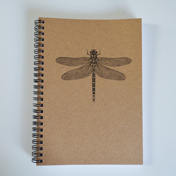 Dragonfly Art - A5 Ethical Journal