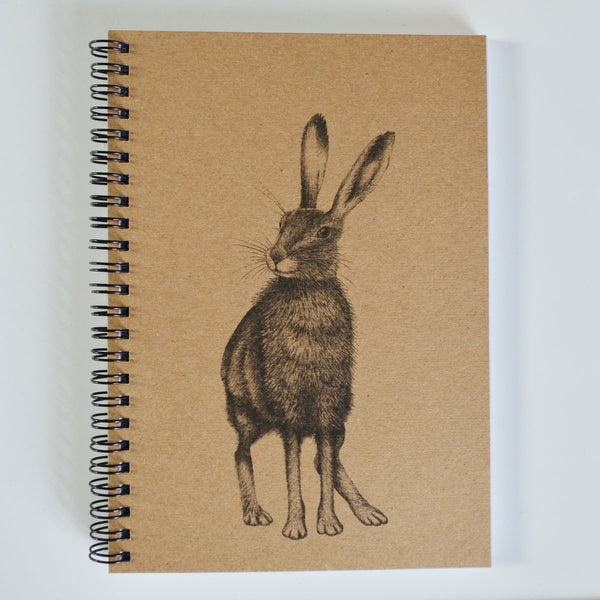 Hare Art - A5 Ethical Journal