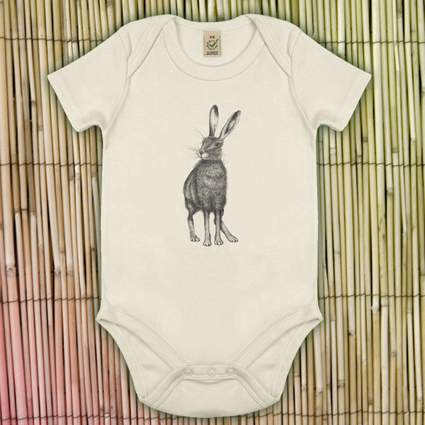 Hare Baby Grow Organic Cotton