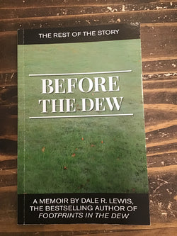 Before The Dew - Paperback Book
