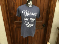 Blessed By My Boys T-Shirt