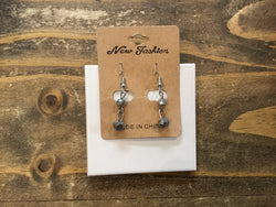 New Fashion Asstd. Stone Earrings