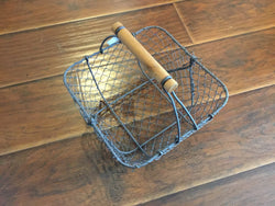 Mini Square Wire Basket