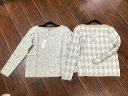 Charlie Paige Neutral Sweater